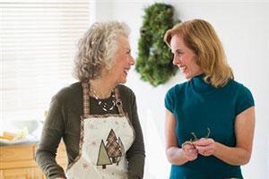 El primer paso hacia la boda: cómo conquistar a la suegra